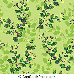 Sweet pea seamless pattern for your design