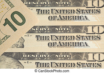 American Currency, American Dollars.