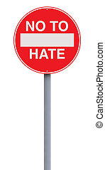 No to Hate
