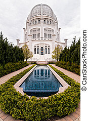 Bahai House of Worship, Chicago