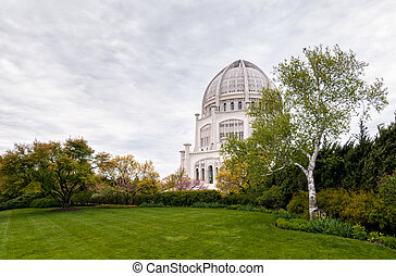 Baha'i House of Worship, Chicago