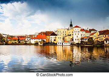Jindrichuv, Hradec, -, ceco, repubblica, foto