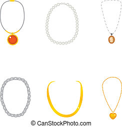 Beautiful Necklace Collection