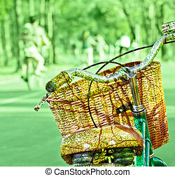 Bicycle design for ecology concepts