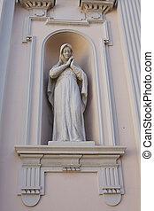 St. German church Tollegno Biella-  Italy