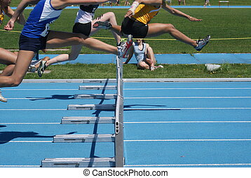 Hurdles - Leaping to perfectiong