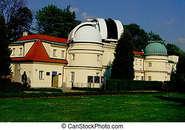 Observatory on Petrin Hill. - Observatory on Petrin Hill,...