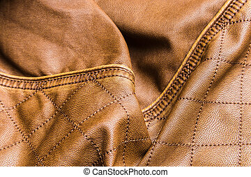 leather texture - brown leather texture abstract background