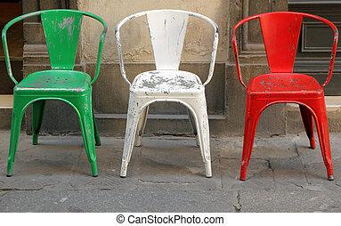 italiano, colores
