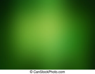 Soft abstract background,green frame bright spotlight smooth...