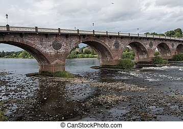 Bridges in Scotland