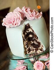 casório, bolo
