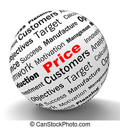 Price Sphere Definition Means Promotions And Savings - Price...