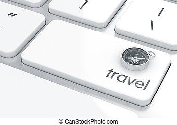 viaje, concepto