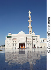 Mosque at the American University of Sharjah, United Arab Emirates