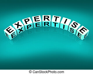 Expertise Blocks Mean Expert Skills Training and Proficiency...