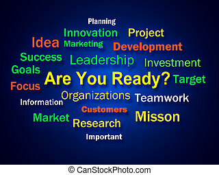 Are You Ready Brainstorm Shows Prepared For Business - Are...