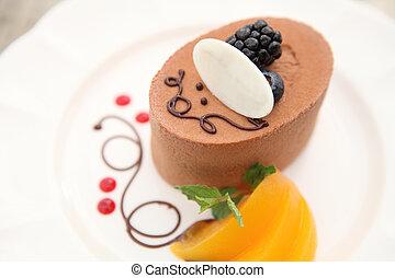 Opera fancy cake