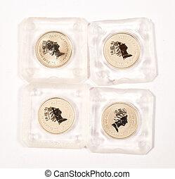 Australian Platinum Coins