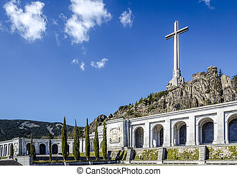Valley of the Fallen, Madrid - Valley of the Fallen, Valle...