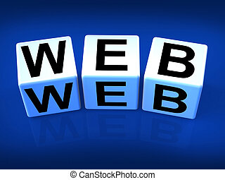 Web Blocks Refer to the World Wide Web - Web Blocks...