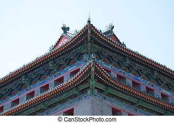 historic Chinese building