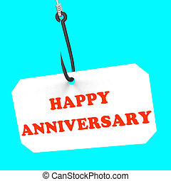 Happy Anniversary On Hook Meaning Romantic Celebration...