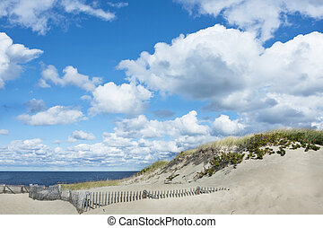 Beautiful Cape Cod beach, Provincet - Fantastic beach on...