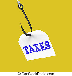 Taxes On Hook Means Taxation Or Legal Fees - Taxes On Hook...