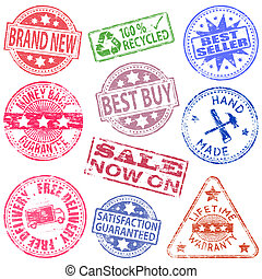 Retail Rubber Stamps