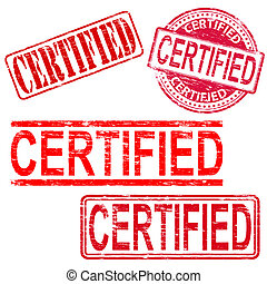 Certified Rubber Stamps