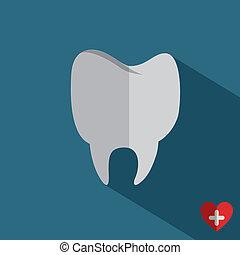 Medical design over blue background, vector illustration