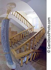 Interrior stair