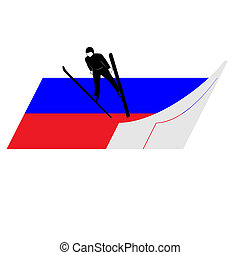 The Olympic Games in Russia-3 - Winter sports competitions....