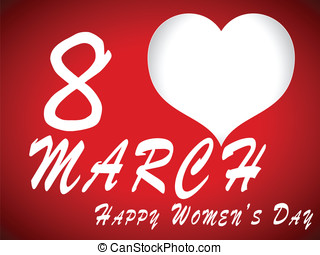 March 8 - Happy Womens Day