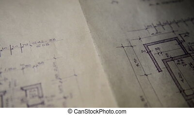 Architectural Papers of a Housing Project closeup