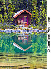 Cabin on Small lake