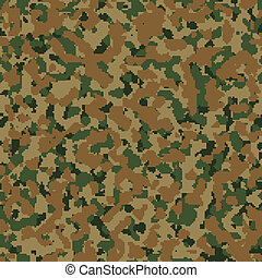 MARPAT digital seamless camo vector