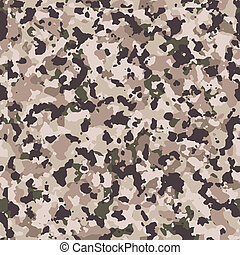 Multicam camo seamless vector pattern