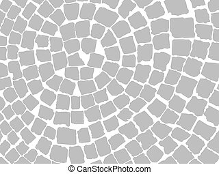 stone pavers pattern - gray stone pavers pattern