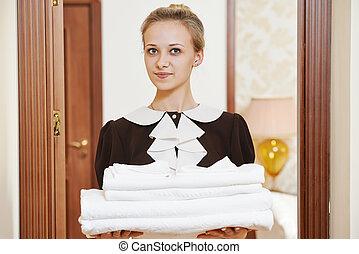Recherche femme de chambre nice