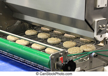 Food industry Production of confectionery products - machine...