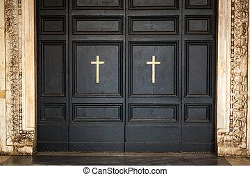 PORTA, igreja
