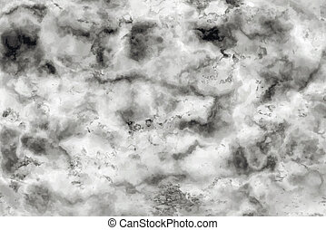 Vector marble texture background - Vector illustration of a...