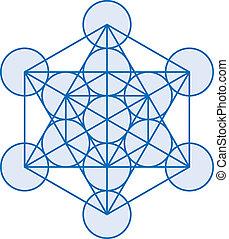 Metatron, cubo