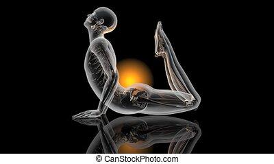 Flowing Yoga Energy