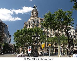 Barcelona - BARCELONA, SPAIN - June 28 , 2008: Union y el...
