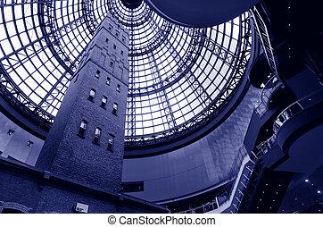 Melbourne Central Shopping Centre - MELBOURNE - APR 11...