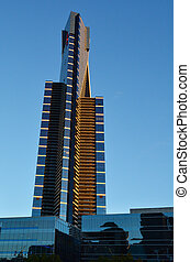 Eureka Tower - Melbourne - MELBOURNE - APR 14 2014:Eureka...