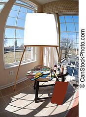 sunroom - beautiful sunroom with the blank canvas